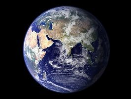 The Blue Marble, Eastern Hemisphere