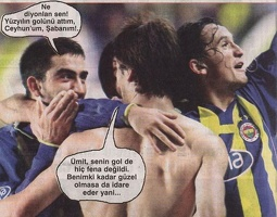 fenerbahce - galatasary best derby in the world lol