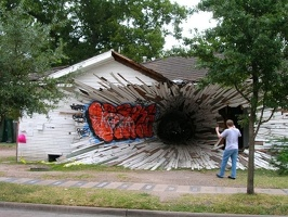 The Hole House (Texas, United States)
