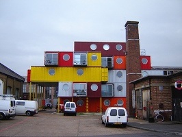 Container City (London, UK)